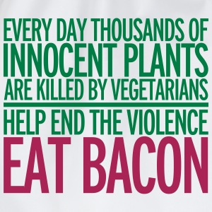 Eat Bacon T-shirts - Sportstaske