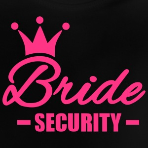 Bride Security T-Shirts - Baby T-Shirt