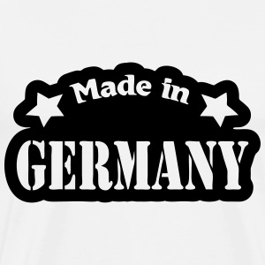 Made in Germany Langarmshirts - Männer Premium T-Shirt