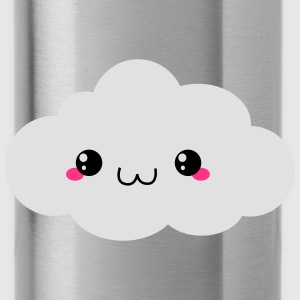 Happy Kawaii Cloud (Chmura) Gadżety - Bidon