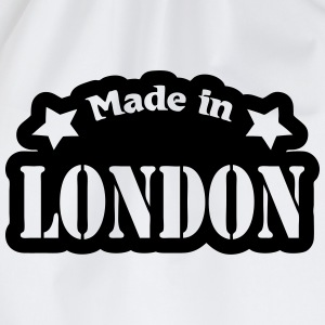 Made in London T-shirts - Gymnastikpåse
