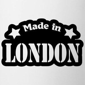 Made in London T-shirts - Mugg
