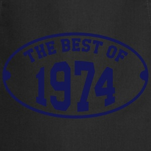 The Best of 1974 T-Shirts - Cooking Apron