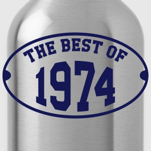 The Best of 1974 T-Shirts - Water Bottle