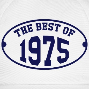 The Best of 1975 T-Shirts - Baseballkappe