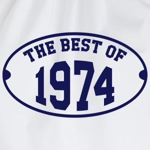 The Best of 1974 T-Shirts - Drawstring Bag