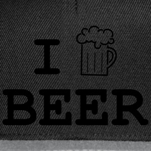 I Love Beer T-shirts - Snapbackkeps