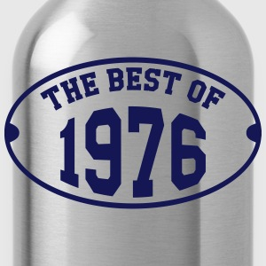 The Best of 1976 T-Shirts - Trinkflasche