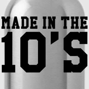 Made in the 10's Shirts - Drinkfles