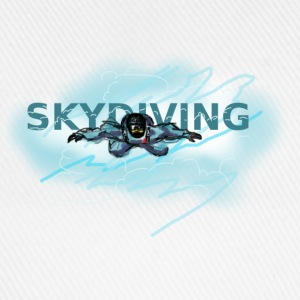 skydiving T-shirts - Baseballcap