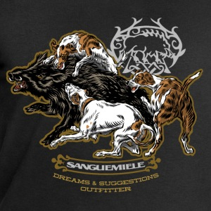 wild_boar_and_hounds T-Shirts - Men's Sweatshirt by Stanley & Stella