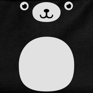Funny Kawaii Teddy Bear face Pullover & Hoodies - Kinder Rucksack