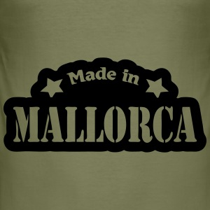 Made in Mallorca Bags & Backpacks - Men's Slim Fit T-Shirt