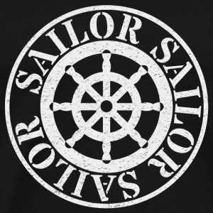 sailor Bags & Backpacks - Men's Premium T-Shirt