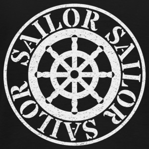 sailor sailor Gensere - Premium T-skjorte for menn