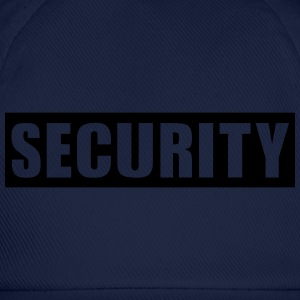 Security T-Shirts - Baseballkappe