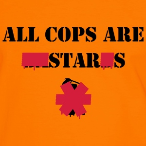 ALL COPS ARE STARS Hoodies & Sweatshirts - Men's Ringer Shirt