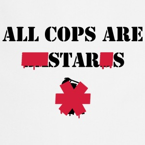 ALL COPS ARE STARS T-shirts - Förkläde