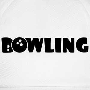 Bowling Tee shirts - Casquette classique