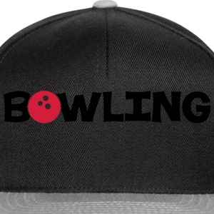 Bowling ! Tee shirts - Casquette snapback