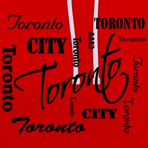 Toronto Tee shirts - Sweat-shirt contraste