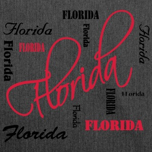 Florida Pullover & Hoodies - Schultertasche aus Recycling-Material