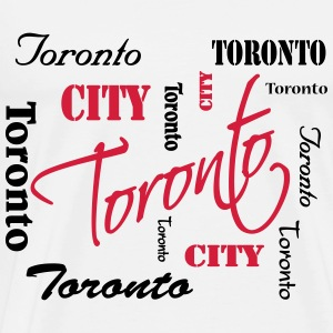Toronto Tee shirts manches longues - T-shirt Premium Homme