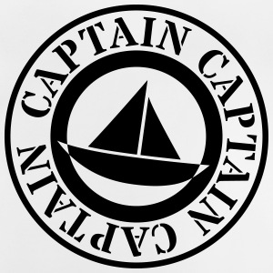 captain capitaine Tee shirts - T-shirt Bébé