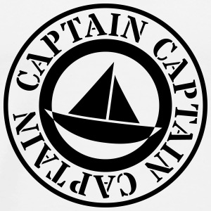 captain Bags & Backpacks - Men's Premium T-Shirt
