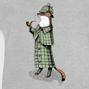Stoat Detective T-Shirts - Baby T-Shirt