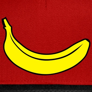 fruit banane 9 Tee shirts - Casquette snapback