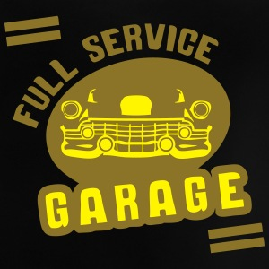 auto vintage logo full service garage T-Shirts - Baby T-Shirt