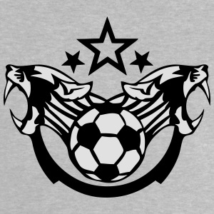 football lion tribal logo sport club Tee shirts - T-shirt Bébé