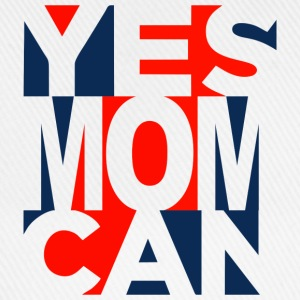 Yes Mom Can T-shirts - Basebollkeps