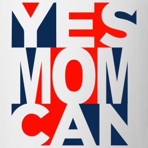 Yes Mom Can T-shirts - Kop/krus
