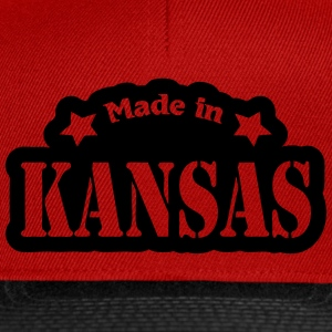 Made in Kansas Tee shirts - Casquette snapback