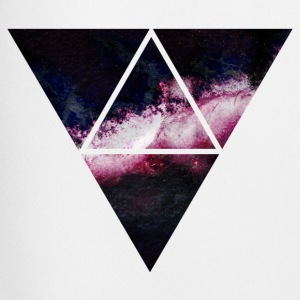 triangle galaxy T-Shirts - Men's Football shorts