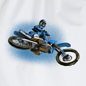 motocross T-Shirts - Turnbeutel