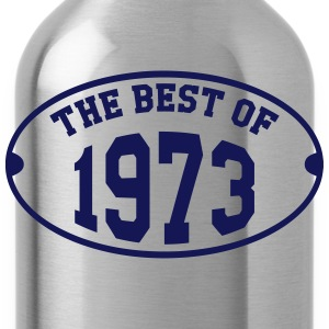 The Best of 1973 T-Shirts - Trinkflasche