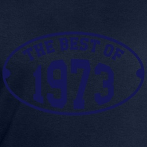 The Best of 1973 T-shirts - Mannen sweatshirt van Stanley & Stella
