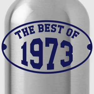 The Best of 1973 T-shirts - Drinkfles