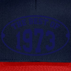 The Best of 1973 T-Shirts - Snapback Cap
