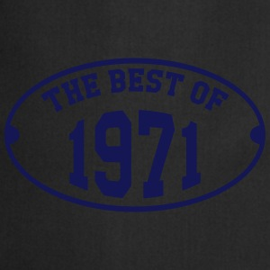 The Best of 1971 T-shirts - Förkläde