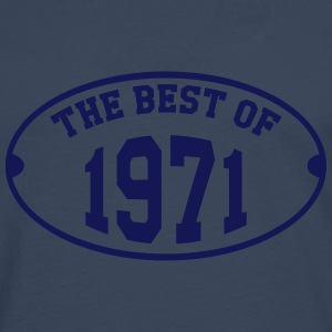 The Best of 1971 Tee shirts - T-shirt manches longues Premium Homme