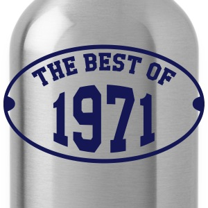 The Best of 1971 T-shirts - Drinkfles