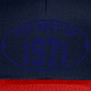 The Best of 1971 T-shirts - Snapback cap
