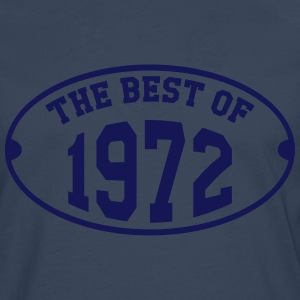 The Best of 1972 T-Shirts - Männer Premium Langarmshirt