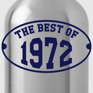 The Best of 1972 T-Shirts - Trinkflasche