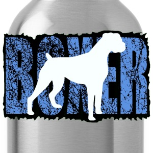 boxer T-shirts - Drinkfles