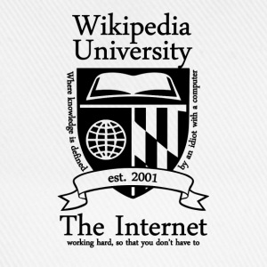 Wikipedia University - Baseball Cap